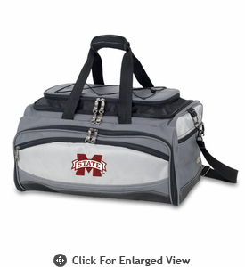 Picnic Time Buccaneer Embroidered Mississippi State Bulldogs