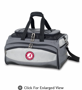 Picnic Time Buccaneer Embroidered University of Alabama Crimson Tide