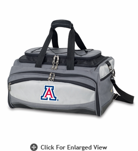 Picnic Time Buccaneer Embroidered University of Arizona Wildcats
