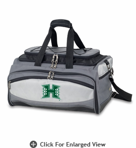 Picnic Time Buccaneer Embroidered University of Hawaii Warriors