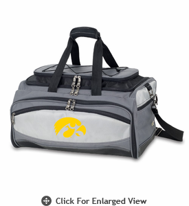 Picnic Time Buccaneer Embroidered University of Iowa Hawkeyes