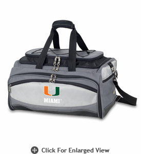 Picnic Time Buccaneer Embroidered University of Miami Hurricanes
