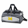 Picnic Time Buccaneer Embroidered University of Michigan Wolverines