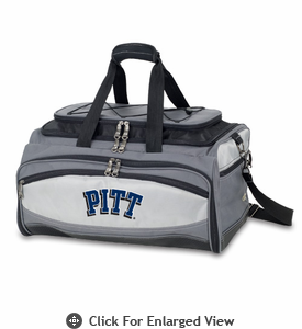 Picnic Time Buccaneer Embroidered University of Pittsburgh Panthers
