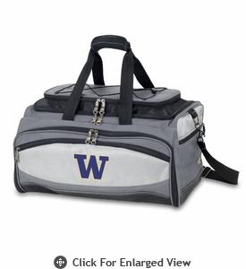 Picnic Time Buccaneer Embroidered University of Washington Huskies