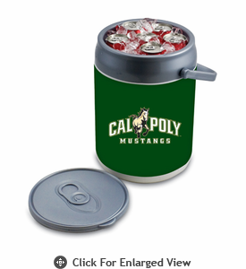 Picnic Time Can Cooler Cal Poly Mustangs