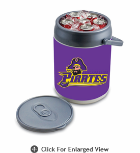 Picnic Time Can Cooler East Carolina Pirates