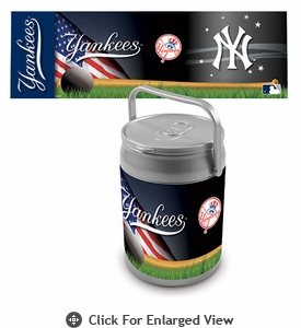 Picnic Time Can Cooler New York Yankees