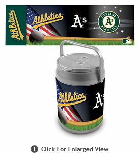 Picnic Time Can Cooler Oakland Athletics