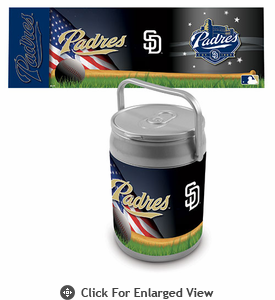 Picnic Time Can Cooler San Diego Padres