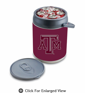 Picnic Time Can Cooler Texas A & M Aggies