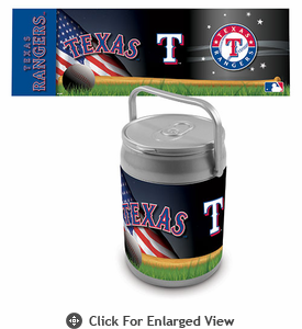 Picnic Time Can Cooler Texas Rangers