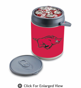 Picnic Time Can Cooler University of Arkansas Razorbacks