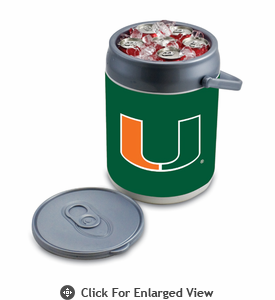 Picnic Time Can Cooler University of Miami Hurricanes