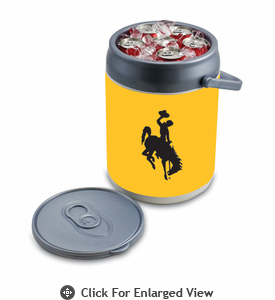 Picnic Time Can Cooler University of Wyoming Cowboys