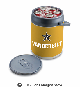 Picnic Time Can Cooler Vanderbilt University Commodores