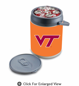Picnic Time Can Cooler Virginia Tech Hokies