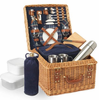 Picnic Time� Canterbury Picnic Basket for 2