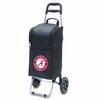 Picnic Time Cart Cooler Black University of Alabama Crimson Tide
