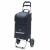 Picnic Time Cart Cooler Black Vanderbilt University Commodores