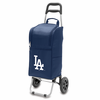 Picnic Time Cart Cooler - Navy Blue Los Angeles Dodgers