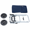 Picnic Time Cart Cooler Navy Blue Murray State University Racers