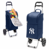 Picnic Time Cart Cooler - Navy Blue New York Yankees