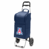 Picnic Time Cart Cooler Navy Blue University of Arizona Wildcats