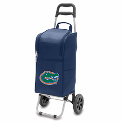 Picnic Time Cart Cooler Navy Blue University of Florida Gators