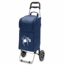 Picnic Time Cart Cooler Navy Blue University of Richmond Spiders