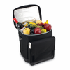 Picnic Time Cellar w/ Trolley - Black Tampa Bay Rays