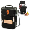 Picnic Time Duet - Black San Francisco Giants