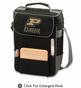 Picnic Time Duet Digital Print - Black/Grey Purdue University Boilermakers