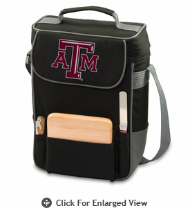Picnic Time Duet Digital Print - Black/Grey Texas A & M Aggies