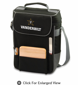 Picnic Time Duet Digital Print - Black/Grey Vanderbilt University Commodores