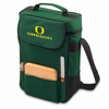 Picnic Time Duet Digital Print - Hunter Green University of Oregon Ducks