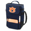 Picnic Time Duet Digital Print - Navy Blue Auburn University Tigers