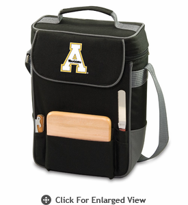 Picnic Time Duet Embroidered - Black/Grey Appalachian State Mountaineers