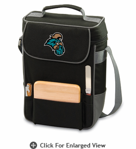 Picnic Time Duet Embroidered - Black/Grey Coastal Carolina Chanticleers
