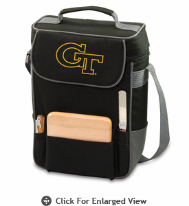 Picnic Time Duet Embroidered - Black/Grey Georgia Tech Yellow Jackets
