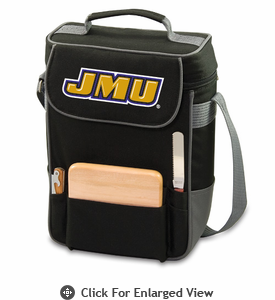 Picnic Time Duet Embroidered - Black/Grey James Madison University Dukes