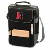Picnic Time Duet Embroidered - Black/Grey Northeastern University Huskies
