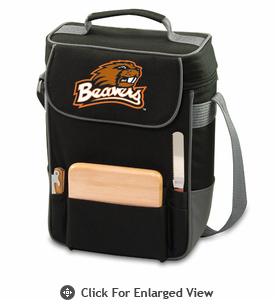 Picnic Time Duet Embroidered - Black/Grey Oregon State Beavers