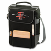 Picnic Time Duet Embroidered - Black/Grey Texas Tech Red Raiders