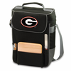 Picnic Time Duet Embroidered - Black/Grey University of Georgia Bulldogs