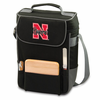 Picnic Time Duet Embroidered - Black/Grey University of Nebraska Cornhuskers