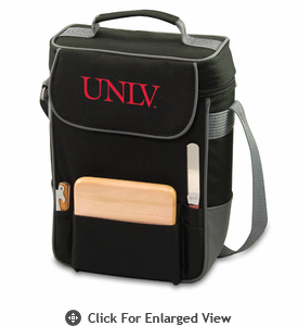 Picnic Time Duet Embroidered - Black/Grey University of Nevada LV Rebels
