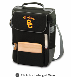 Picnic Time Duet Embroidered - Black/Grey USC Trojans