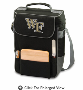 Picnic Time Duet Embroidered - Black/Grey Wake Forest Demon Deacons