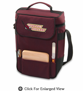 Picnic Time Duet Embroidered - Burgundy Boston College Eagles